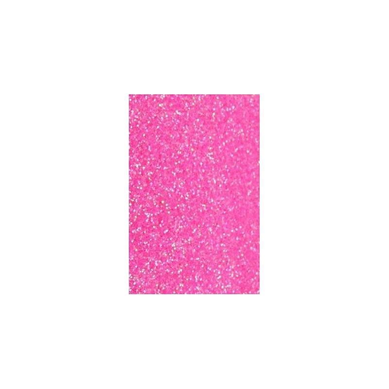 Glitterpulber erk-roosa