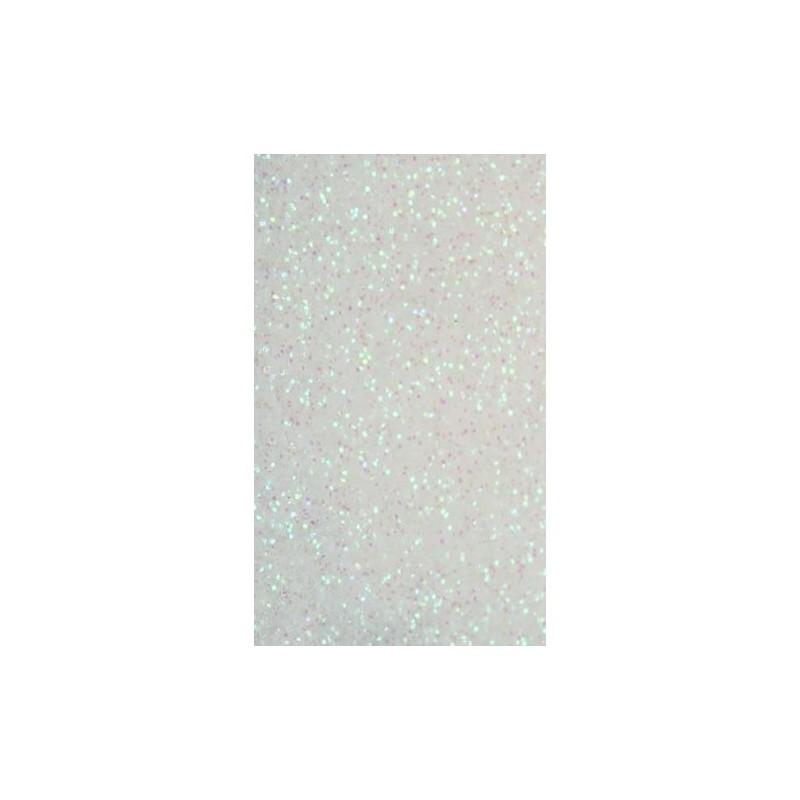 Glitterpulber valge