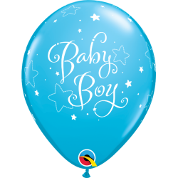 "Baby Boy Stars 11""/28cm (6)"