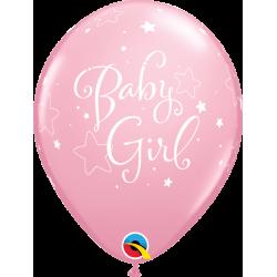 """Baby Girl Stars 11""""/28cm (6)"""