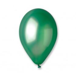 Roheline metallik õhupall -...