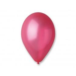 Punane metallik õhupall - 30cm