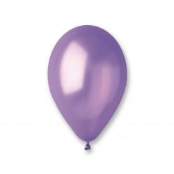 Helelillla metallik õhupall...