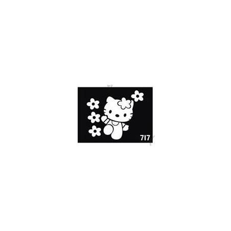 """Šabloon """"Hello Kitty"""""""