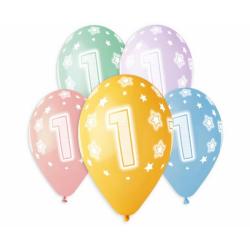 """Number 1 - 13""""/33cm (5tk)"""