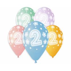 """Number 2 - 13""""/33cm (5tk)"""