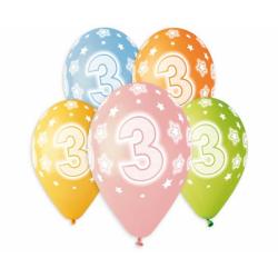 """Number 3 - 13""""/33cm (5tk)"""