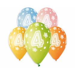 """Number 4 - 13""""/33cm (5tk)"""