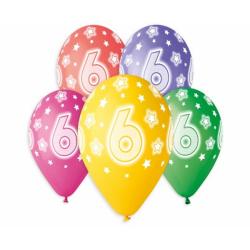 """Number 6 - 13""""/33cm (5tk)"""