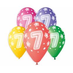"""Number 7 - 13""""/33cm (5tk)"""