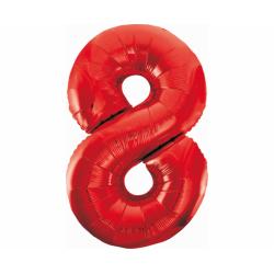 Foolium õhupall number 8...