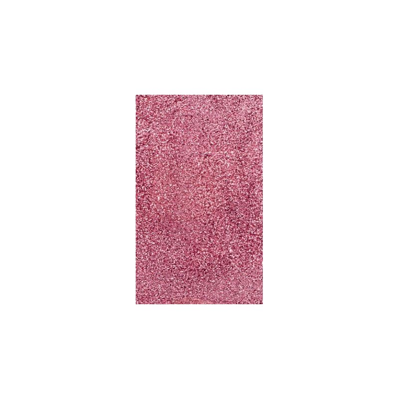 Glitter pulber roosa