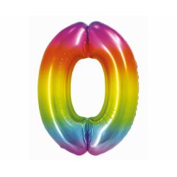 Foolium õhupall number 0 -...