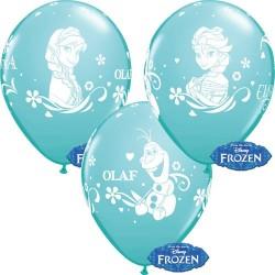 "Frozen Anna, Elsa & Olaf 12""/30cm (6)"