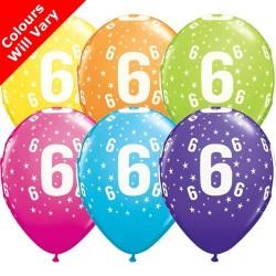 "Number 6 - 11""/28cm (6)"