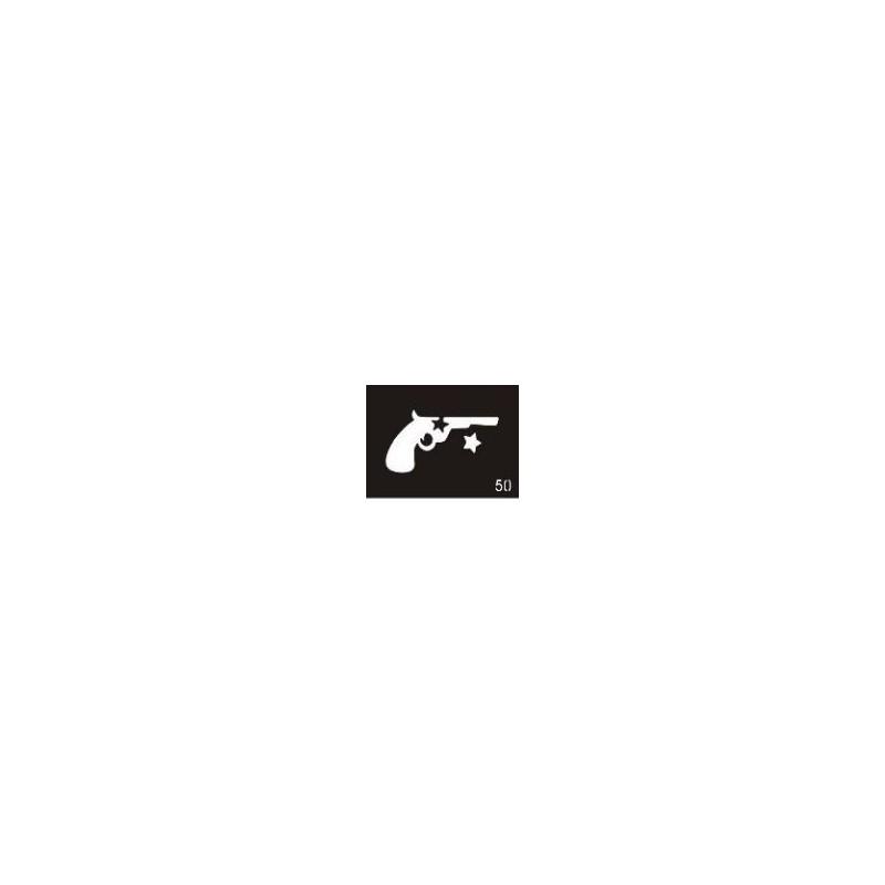 """Šabloon """"Revolver"""""""