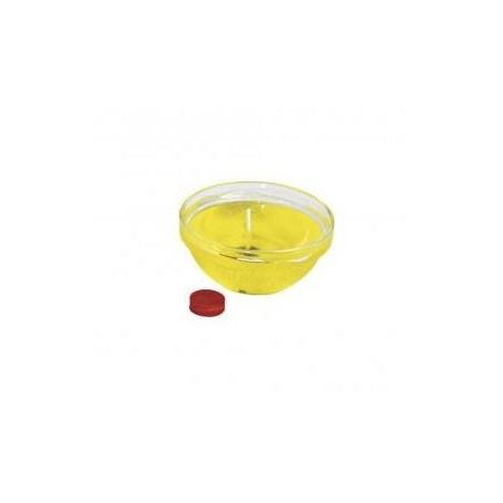 Värvitablett küünaldele, kollane (3tk)