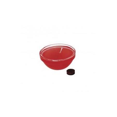 Värvitablett küünaldele, punane (3tk)