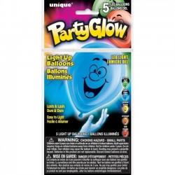 LED valgusega õhupallid - Naerunägu
