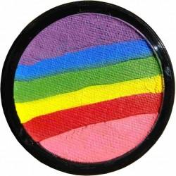 Näomaalingute värv - Rainbow