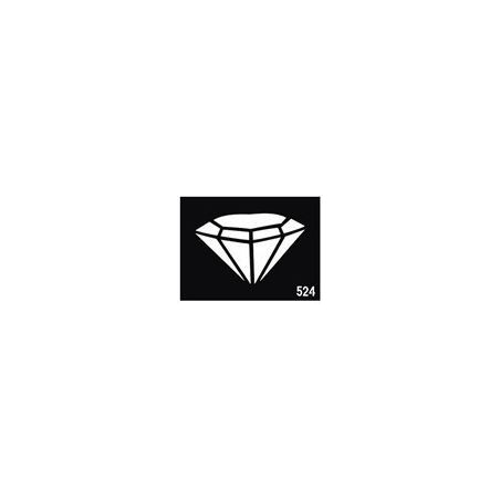 """Šabloon """"Teemant"""""""