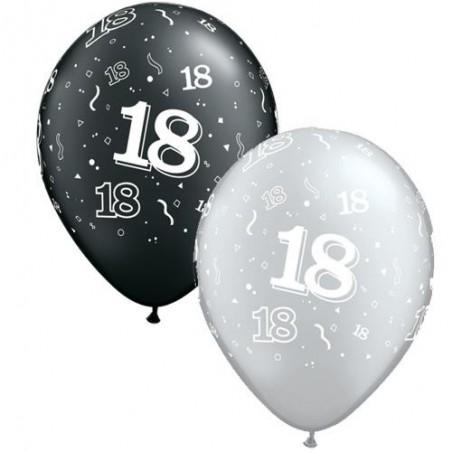 """Number 18 - 11""""/28cm (25tk)"""