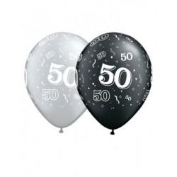"""Number 50 - 11""""/28cm (25tk)"""