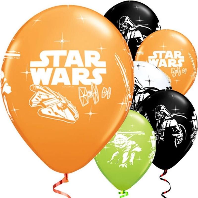 "Star Wars Darth Vader & Yoda 12""/30cm (6)"