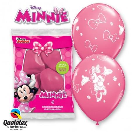 """Disney Minnie 12""""/30cm (6)"""